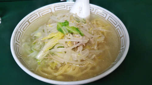 おけ以(飯田橋)湯麺(タンメン)�@201912.jpg