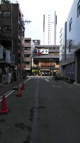 どぜう 飯田屋(浅草)店先�@201908.JPG