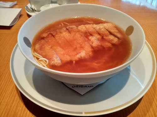オールデイダイニング  ORIGAMI排骨拉麺(パーコーメン)�@202107.jpg