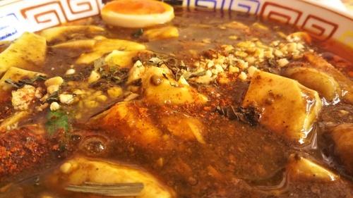 スパイス食堂サワキチ(築地)咖喱麻婆麺 大盛�A201910.JPG