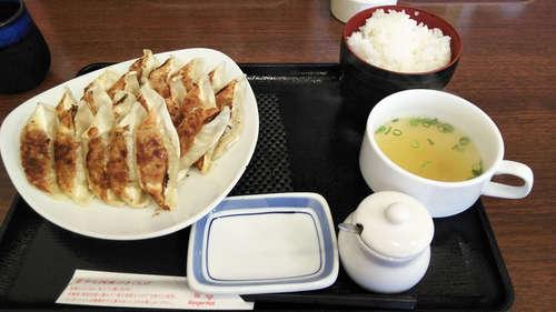 リンガーハット(川口末広)ぎょうざ定食+Aセット�@201907.jpg