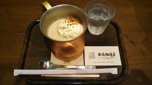 上島珈琲店(麻布十番)ココナッツミルク珈琲201907.jpg