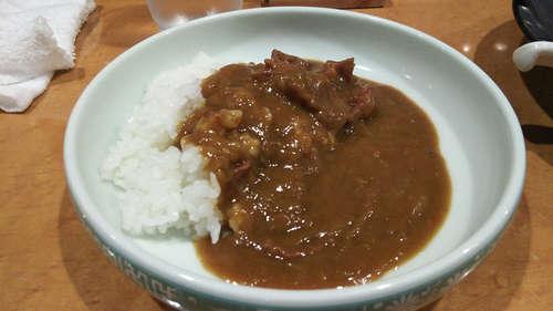 和風鶏そば kousei(川口末広)和牛カレー.jpg