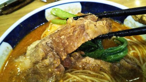 支那麺 はしご(溜池山王)太肉担々麺 普通辛�B201912.jpg