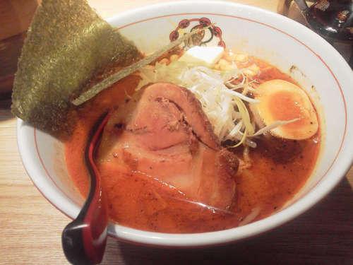 麺屋雷神(青山)辛味噌ラーメン.jpg